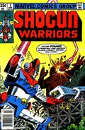 Shogun Warriors (1979) 3