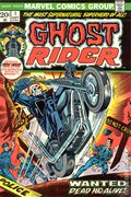 Ghost Rider (1973 1st Series) 1