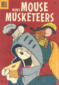 MGM's Mouse Musketeers (1957-1960 Dell) 10