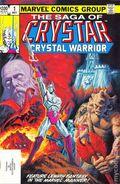 Saga of Crystar (1983 Marvel) 1