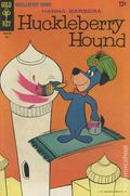 Huckleberry Hound (1960-1970 Dell/Gold Key) 34