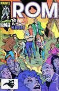 Rom (1979-1986 Marvel) 64