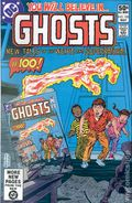 Ghosts (1971-1982 DC) 100