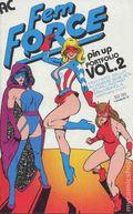 Femforce Pin-Up Portfolio (1987) 2