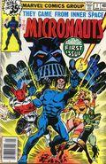 Micronauts (1979 1st Series) 1