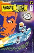 Jonny Quest (1986 Comico) 14