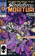 Strikeforce Morituri (1986) 1