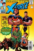 X-Force (1991 1st Series) -1