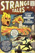 Strange Tales (1951-1976 1st Series) 76