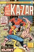 Ka-Zar (1974 2nd Series) 14