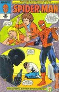 Amazing Spider-Man Giveaway Prevention of Child Abuse (1987) 1987.7ELEV
