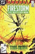 Firestorm (1982 2nd Series) Annual 5