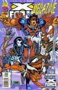 X-Force Megazine (1996) 1