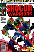Shogun Warriors (1979) 10
