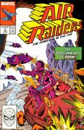 Air Raiders (1987 Marvel/Star Comics) 3