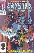 Saga of Crystar (1983 Marvel) 11