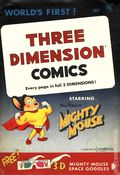 Three Dimension Comics Mighty Mouse (1953 1st Printing) 1W