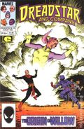 Dreadstar and Company (1985 Epic) 2