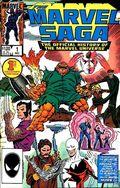 Marvel Saga (1985) 1