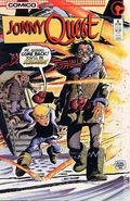 Jonny Quest (1986 Comico) 6