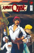 Jonny Quest (1986 Comico) 9