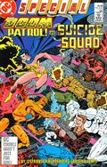 Doom Patrol and Suicide Squad (1988) 1