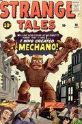 Strange Tales (1951-1976 1st Series) 86