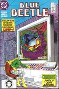 Blue Beetle (1986 DC 1st Series) 22