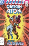 Captain Atom (1987 DC) Annual 1