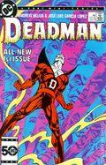 Deadman (1986 2nd Series) 1