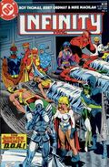 Infinity Inc. (1984-1988 1st Series) 4