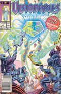 Visionaries (1988 Marvel/Star Comics) 1