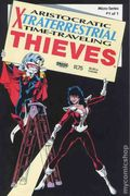 Aristocratic Xtraterrestrial Time Traveling Thieves (1986 1-Shot) 1