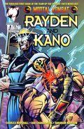 Mortal Kombat Rayden and Kano (1995) 1A