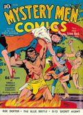 Mystery Men Comics (1939) 4