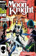 Moon Knight (1985 2nd Series) Fist of Khonshu 1