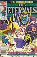 Eternals (1985 2nd Series) 12