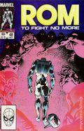 Rom (1979-1986 Marvel) 48