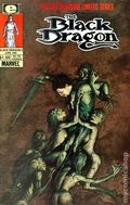 Black Dragon (1985 Marvel/Epic) 2