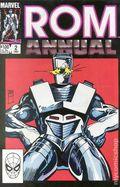 Rom (1979-1986 Marvel) Annual 2