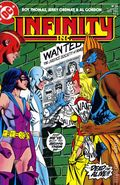 Infinity Inc. (1984-1988 1st Series) 6
