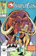 Thundercats (1985 1st Series Marvel) 7