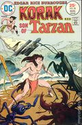 Korak Son of Tarzan (1964 Gold Key/DC) 58