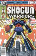 Shogun Warriors (1979) 1
