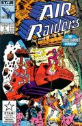 Air Raiders (1987 Marvel/Star Comics) 2