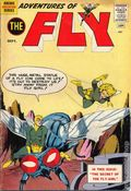 Adventures of the Fly (1959 Archie) 14
