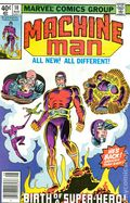 Machine Man (1978 1st Series) 10