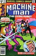 Machine Man (1978 1st Series) 16