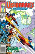 Visionaries (1988 Marvel/Star Comics) 2