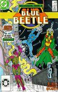 Blue Beetle (1986 DC 1st Series) 21